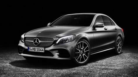 2019 Mercedesbenz Cclass Facelift This Is It