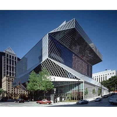 Seattle Public Library - Central User Reviews