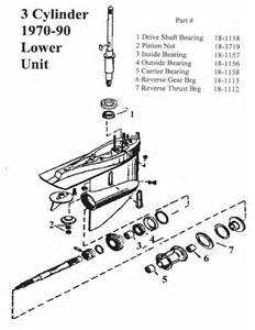 similiar suzuki 90 hp lower unit diagram keywords lower unit diagram on 40 hp mercury outboard lower unit parts diagram