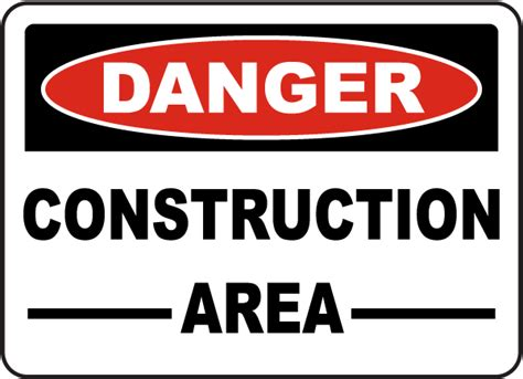 Danger Construction Area Sign G2313  By Safetysignm. Zebra Crossing Signs. Video Surveillance Signs Of Stroke. Childhood Signs. Diff Signs. Shock Signs. Diy Wood Signs Of Stroke. Prosperity Signs Of Stroke. Number 1 Signs Of Stroke