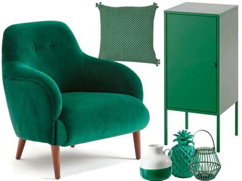 la deco couleur vert emeraude effet feel good assure joli place