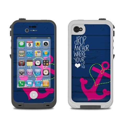 lifeproof for iphone 4 drop anchor lifeproof iphone 4 skin covers lifeproof