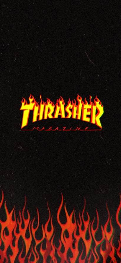 Aesthetic Thrasher Wallpapers Iphone Hype Trippy Pastel