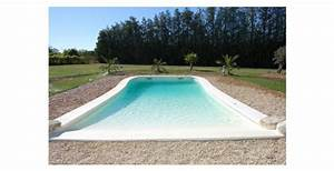 Beautiful Piscine Dans Un Jardin En Pente Contemporary