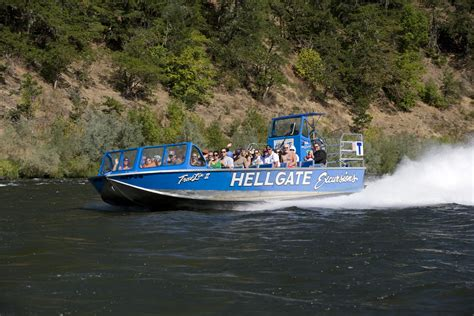 Whitewater Jet Boat by Travel Southern Oregon Jetboats In Southern Oregon