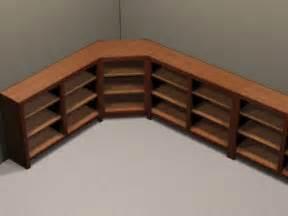 Build Corner Bookcase by Corner Bookcase Cabinet