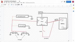 Wiring Up Led Light Bar Diagram