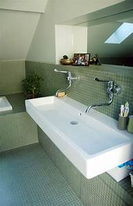 Grande Vasque Salle De Bain : grande vasque de salle de bain a la mode vasque d 39 ecole salle de bain pinterest la mode ~ Teatrodelosmanantiales.com Idées de Décoration