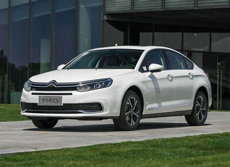 Citroen C5 20182019  The Sedan Has Been Updated For