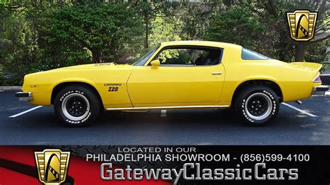 1975 Chevrolet Camaro, Gateway Classic Cars Philadelphia