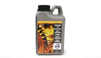 genuine volvo mm manual transmission oil