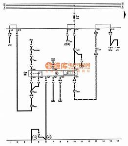 Santana 2000 Gsi - Gate At Starting Motor And Reversing Light Relay Circuit Diagram