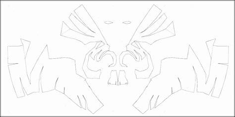 batman mask template  sampletemplatess