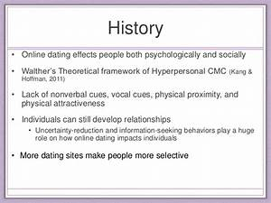 dating sites users research