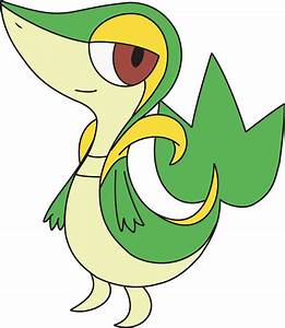 Snivy Vector by Chinter on DeviantArt