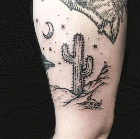 variantes du tatouage cactus  les significations