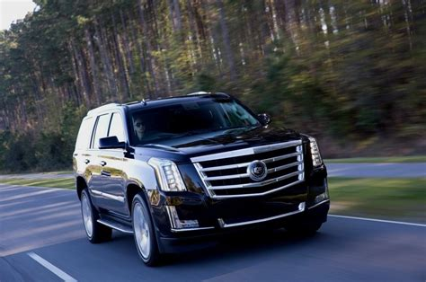 Comparison  Cadillac Escalade Esv Luxury 2016 Vs