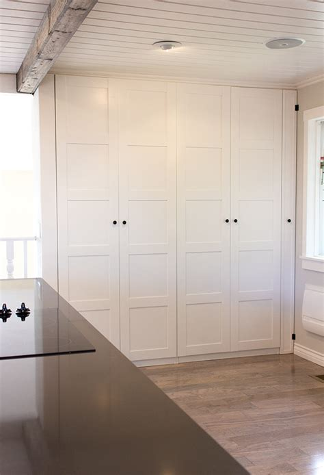 Ikea Pantry Closet by Remodelaholic 10 Ingenious Ikea Hacks For The Kitchen