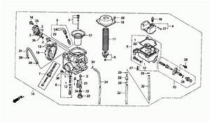 Honda Foreman 400 Parts Diagram