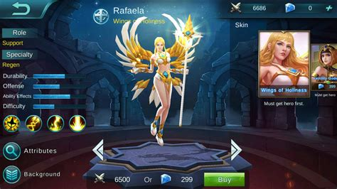 How To Use Rafaela Skills In Mobile Legends