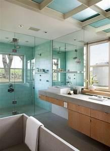 Bad Deko Türkis : das interieur in ozeanblau in diesem sommer ~ Sanjose-hotels-ca.com Haus und Dekorationen