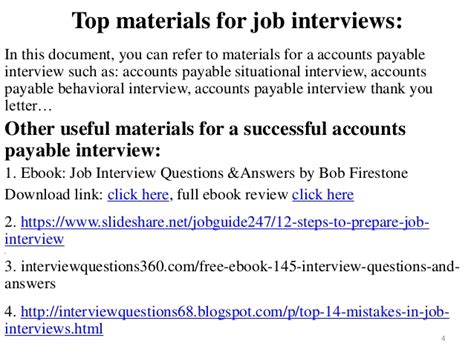 Accounts Payable Questions And Answers For by 105 Accounts Payable Questions And Answers