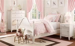 Chambre Rose Pale : 1001 id es chambre petite fille dans le domaine de sa majest ~ Melissatoandfro.com Idées de Décoration