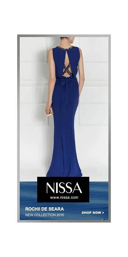 Nissa Evening Formal Backless Drop Ss2015 Longdress