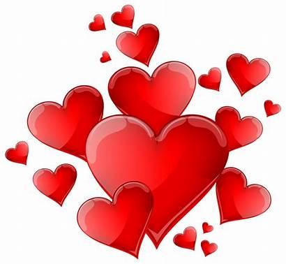 Hearts Transparent Clipart Decoration Heart Valentine Webstockreview