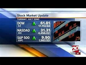 WMYD 7 Action News At 10 On TV 20 Detroit Stock Market ...