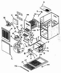 Furnace Diagram  U0026 Parts List For Model T8mpn100f14a1 Icp