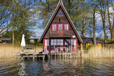 Das Haus Am See Entspannung An Der Mecklenburger