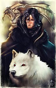 Jon Snow (if he was Rhaegar and Lyanna's Child) by ...