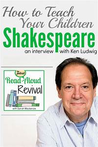 Shakespeare for... Ken Ludwig Quotes