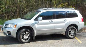 Mitsubishi Endeavor Tire Size by 2004 Mitsubishi Endeavor Specifications Car Specs