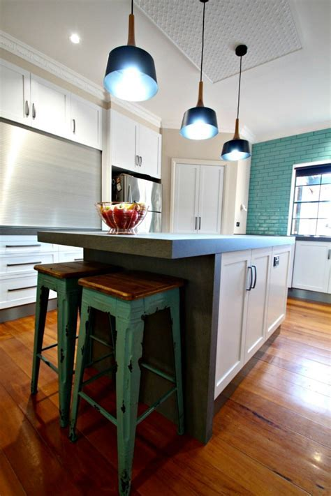Industrial vibe meets Country Kitchen   Matthews Joinery