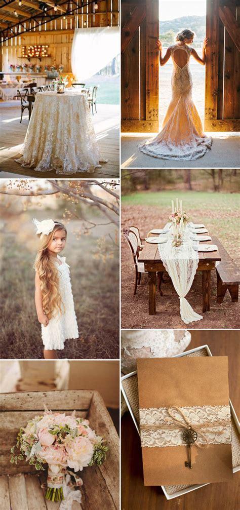 Seven Popular Rustic Wedding Invitation Styles For 2016