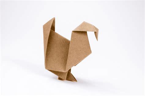 Kitchen Interior Ideas - how to make an origami turkey