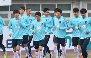 South Korea Men's Football Team Squad for Rio 2016 - 18 ...