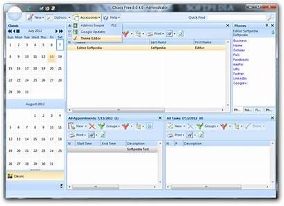 Theme Editor Screenshots Windows