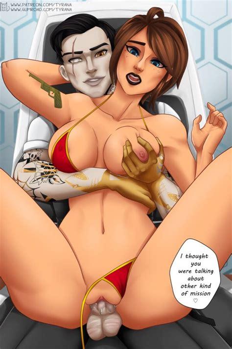 Rule 34 Big Ass Big Breasts Bikini Breast Grab Female
