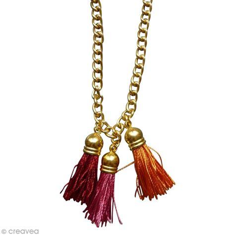 diy fabriquer un collier 224 pompons id 233 es et conseils perles et bijoux