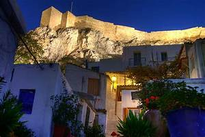 At The Foot Of The Acropolis - Europe  Greece