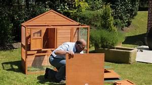 Construire Un Poulailler En Bois : poulailler en bois astuces et conseils pour sa construction ~ Melissatoandfro.com Idées de Décoration