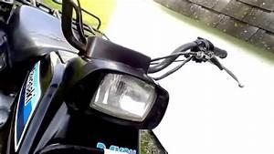 1986 Kawasaki 185 Bayou