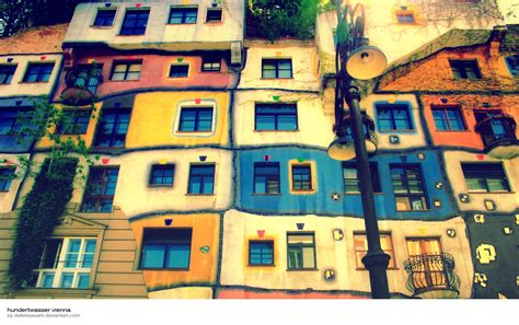 Moderne Häuser Wien by Hundertwasser Haus Wien Architecture Hundertwasser