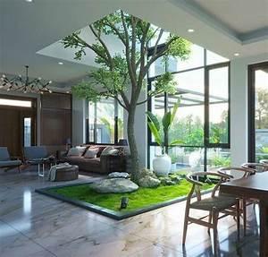 40 Amazing Indoor Garden Design Ideas That Make Your Home