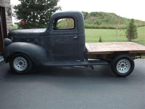 Sell New 1940 Dodge Rod Pickup Truck In Joliet, Illinois