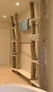 Baum Als Garderobe : bad in ordnung halten hand und badet cher organisieren in 2019 badezimmer pinterest ~ Buech-reservation.com Haus und Dekorationen