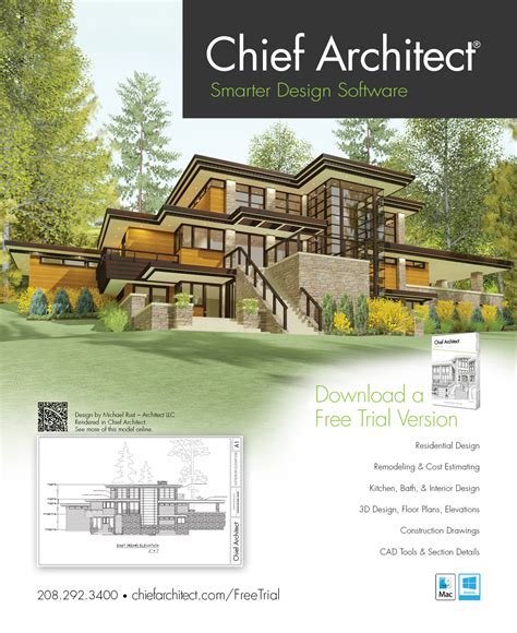 home architect plans chief architect home design software ad